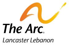 The Arc Lancaster Lebanon logo