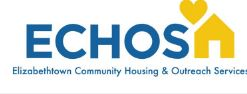 Elizabethtown Community Housing & Outreach Services (ECHOS) logo