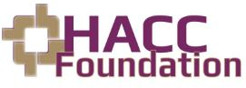 HACC Foundation logo