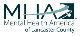 Mental Health America of Lancaster PA logo
