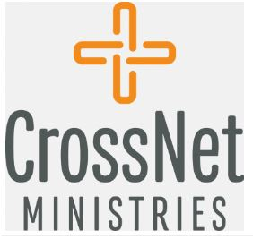CrossNet Ministries logo