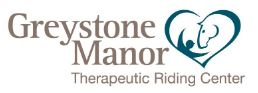 Greystone Manor Therapeutic Riding Center logo