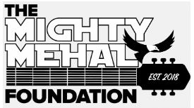 Mighty Mehal Foundation logo