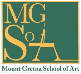 Mount Gretna School of Art logo
