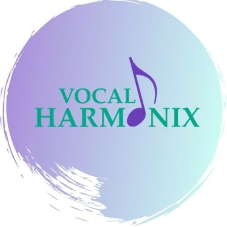 Vocal Harmonix logo