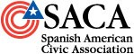 Spanish American Civic Association (SACA) logo